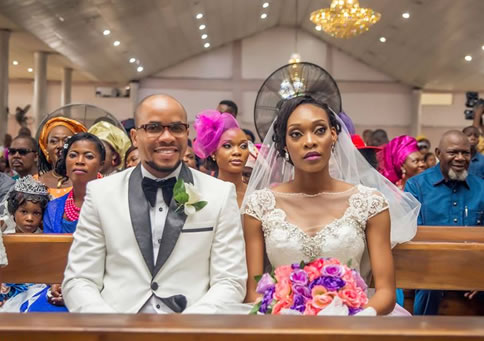 white wedding video wedding photographer in port harcourt