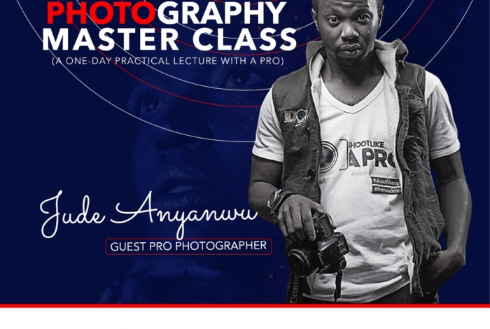 photography training creative master class in port harcourt