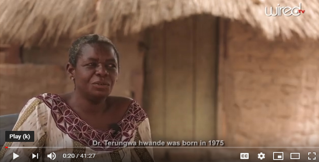 dr hwande documentary for wired nigeria
