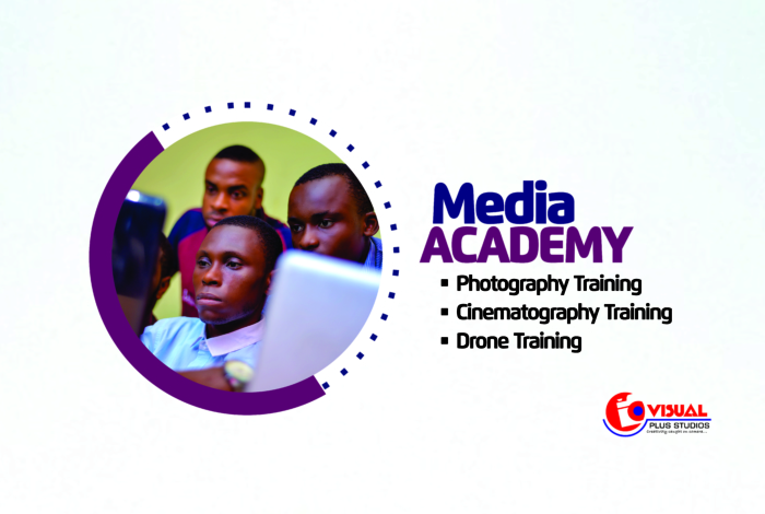 cinematography videography training in Port Harcourt