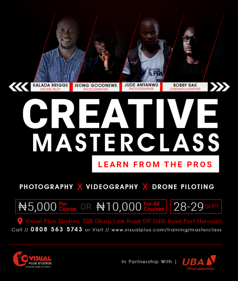 photography training in port harcourt
